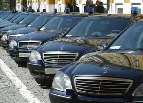 дорогие авто чиновников
