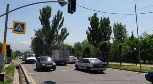 сбил насмерть пешехода в Алматы