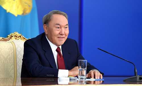 Назарбаев рассказал, в чем измеряется счастье