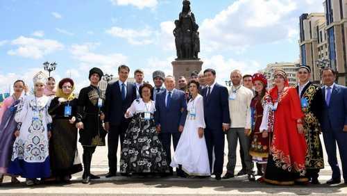 Назарбаев: Я выступаю за то, чтобы все оставались в Казахстане