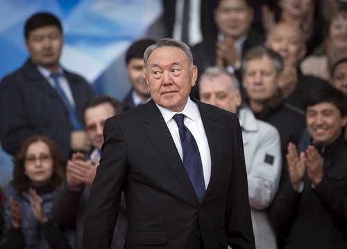 Назарбаев поделился своим секретом успеха