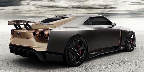В линейке Nissan появилась модель за 1 миллион евро