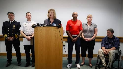 Массовые убийства в Огайо и Техасе: полиция выясняет мотивы